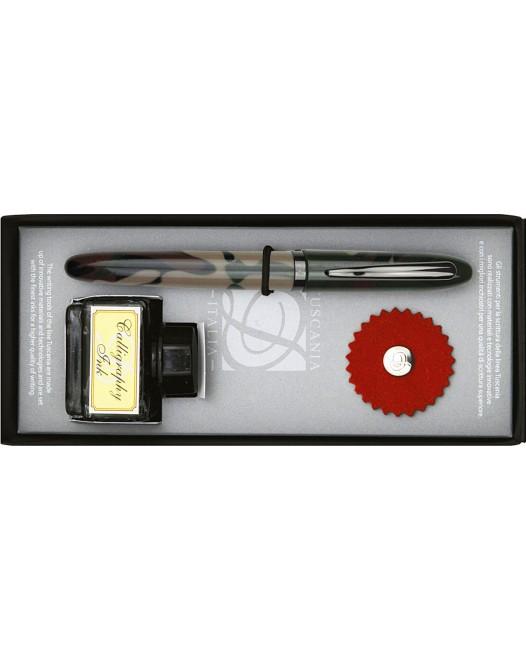 Akr208 - Dallaiti - Penna Stilografica - Mimetica