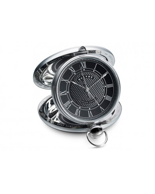 Dalvey - Grand Odyssey Clock nero