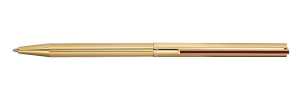Dupont - Classique - Yellow Gold Plated