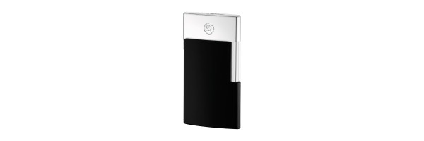 Dupont - E-Slim Black - Chrome