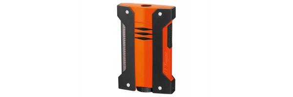 Dupont - 021404 - Accendino Defi Extreme - Arancio