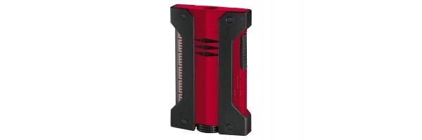 Dupont - 021402 - Accendino Defi Extreme - Rosso e nero