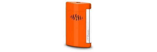 Dupont - Lighter Minijet - Coral Orange