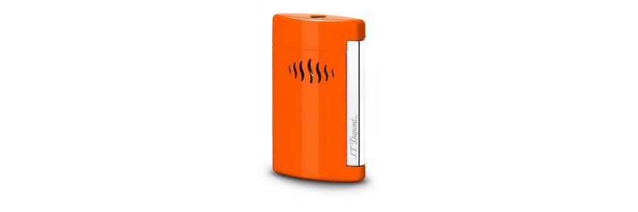 Dupont - Accendino Minijet - Corallo Arancione