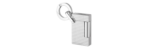 Dupont - 027002KR - keychain lighter - Chrome