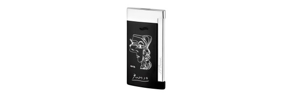 Dupont - 027105 - Slim 7 Lighter - Picasso