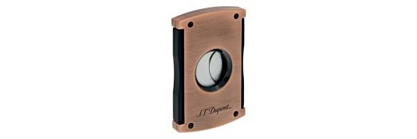 Dupont - Cigar Cutter Maxijet - Copper Black