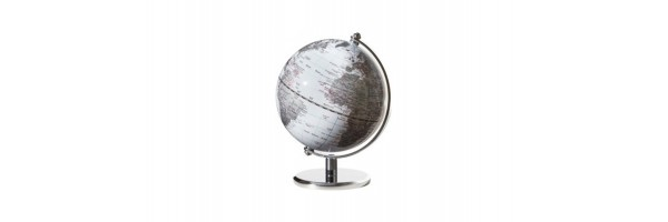 Emform - Mini Globe - Gagarin - White