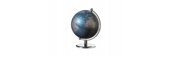 Emform - Mini Globo - Gagarin - Blu