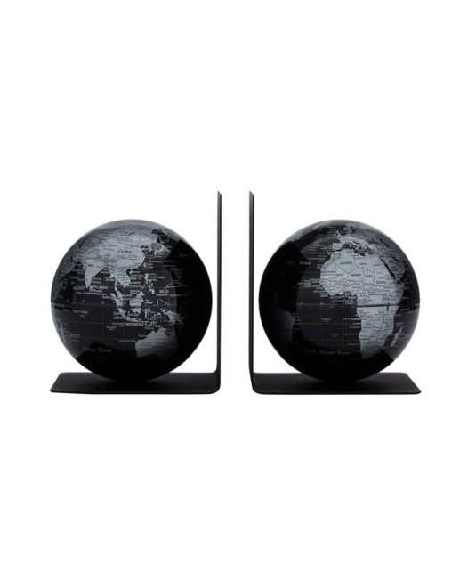 Emform - Bookend Globe - Black