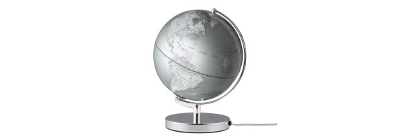Emform - Globo Terra Light - Silver