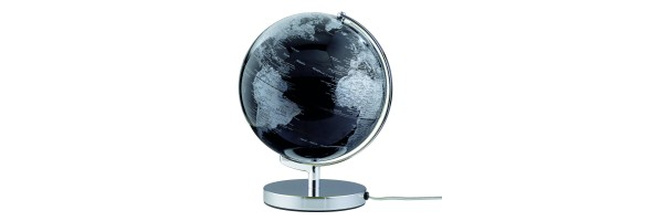 Emform - Globo Terra Light - Black