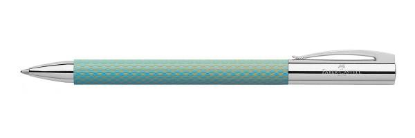 Faber Castell - Ambition - Ballpoint Pen - OpArt Sky Blue
