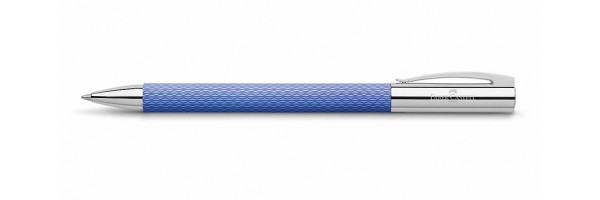 Faber Castell - Ambition - Penna a sfera - OpArt Blu Lagoon