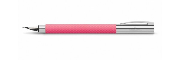 Faber Castell - Ambition - Fountain Pen - OpArt Pink Sunset