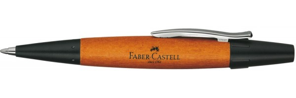 Faber Castell - E-Motion - Penna a sfera - Wood