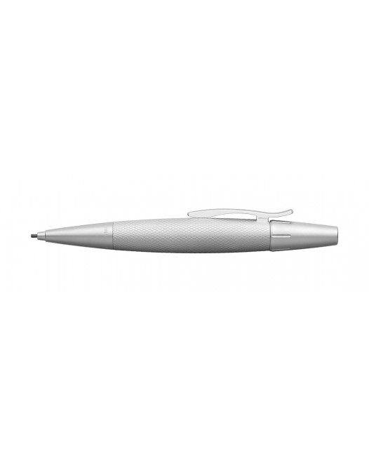 Faber Castell - E-Motion - Pencil - Pure Silver