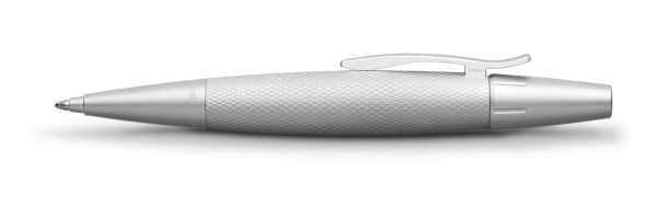 Faber Castell - E-Motion - Ballpoint Pen - Pure Silver