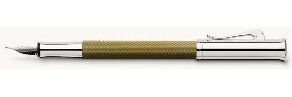 Graf von Faber Castell - Guilloche - Stilografica Verde Oliva