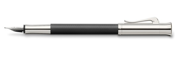 Graf Von Faber Castell - Guilloche - Fountain Pen Black