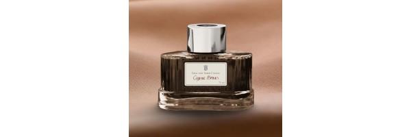 141016 - Graf Von Faber Castell - Ink - Cognac Brown