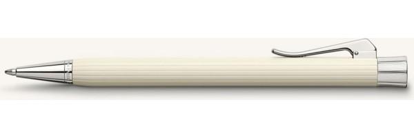 Graf von Faber-Castell - Intuition Ivory Scanalata - Penna a sfera