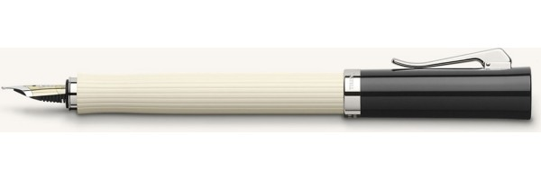 Graf von Faber-Castell Intuition Ivory Grooved - Fountain Pen