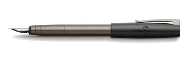 Faber Castell - Loom Gunmetal Matt - Fountain Pen