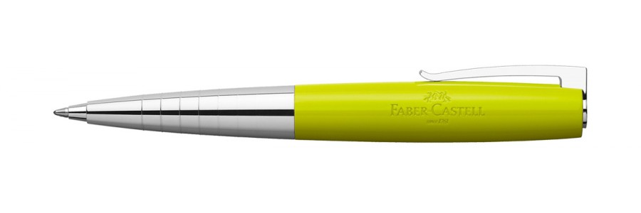 Faber Castell - Loom Piano - Penna a sfera Lime