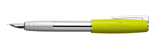 Faber Castell - Loom Piano - Stilografica Lime