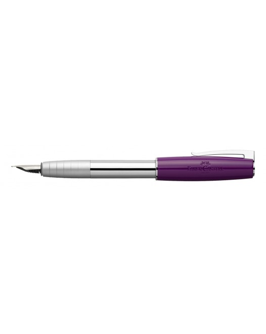 Faber Castell - Loom Piano - Fountain Pen Violet