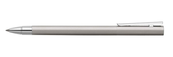 Faber Castell - Neo Slim - Rollerball Pen - Brushed Steel