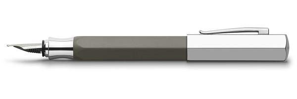 Faber Castell - Ondoro - Stilografica - Tortora