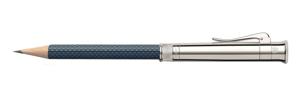 Graf von Faber Castell - Perfect Pencil - Nightblue, Guilloche Engraving