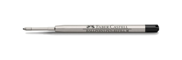 Faber Castell - Ballpoint Refill - Medium Black