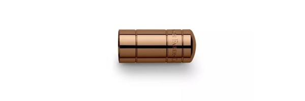 GvFC - PVD Brown Rubber Cover Capsule - Perfcet Pencil Brown Edition
