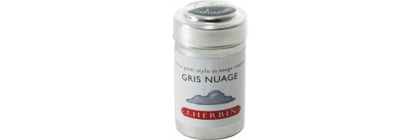 Herbin - Cartucce - Gris Nuage