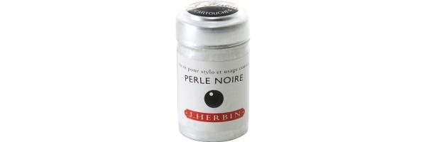 Herbin - Cartucce - Perle Noire