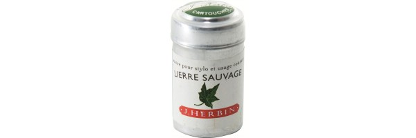 Herbin - Cartucce - Lierre Sauvage