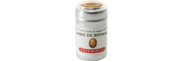 Herbin - Cartridges - Ambre de Birmanie