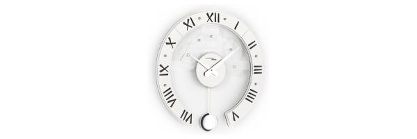 Incantesimo Design - 134M - Genius - Static with pendulum-clock works