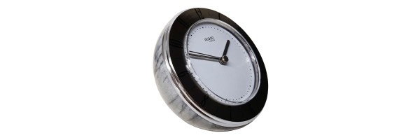 Jaccard - Table Clock - Conte Silver Grey