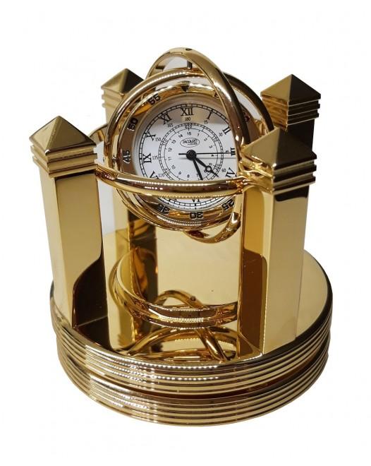 Jaccard - Orologio da Tavolo - Santos Gold