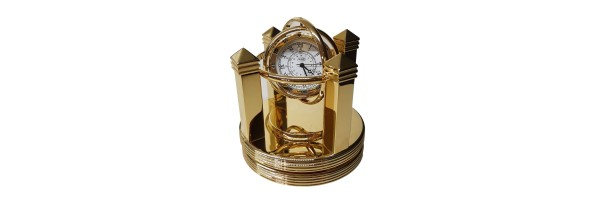 Jaccard - Table Clock - Santos Gold