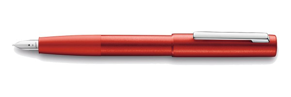 Lamy - Aion - Fountain Pen Red