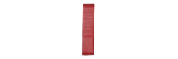 Lamy - Pen Case Lines - For 1 Pen Red
