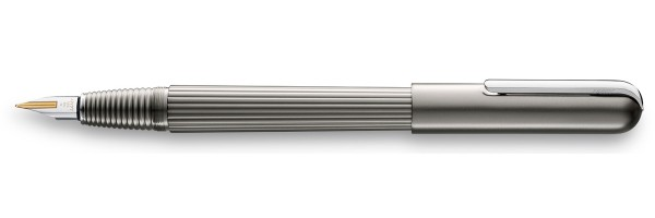 Lamy - Imporium - Stilografica -  Titanium Matt