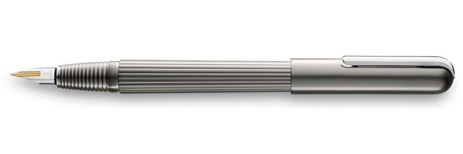 Lamy - Imporium - Fountain Pen - Titanium Matt