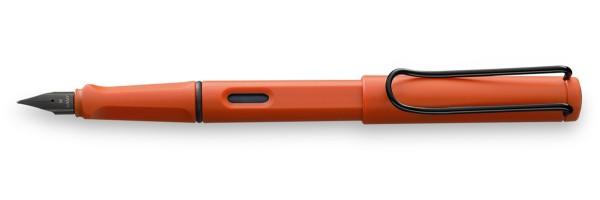 Lamy - Safari ( Special Edition 2021 ) - Fountain Pen - Terra Red