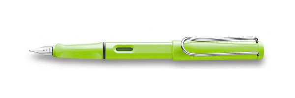 Lamy - Safari ( Special Edition 2015 ) - Fountain Pen - Neon Lime - Price on request